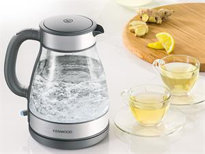 Glass Kettle - ZJG111CL