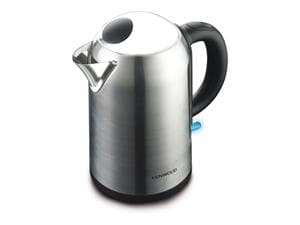 The brushed metal SJM100 Jug Kettle