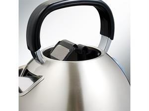 The brushed SKM110 Traditional Kettle