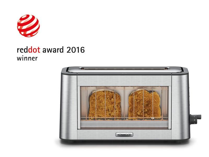 Persona Glass Toaster - TOG800CL