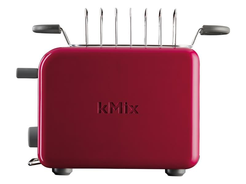 kMix Toaster -  Raspberry Red