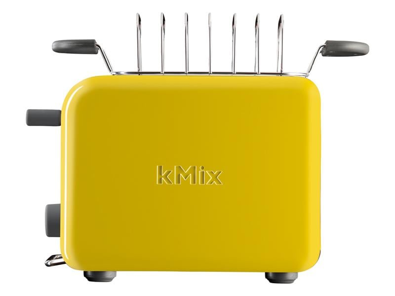 Kmix Toaster Sun Kissed Yellow Ttm028 Kenwood Australia