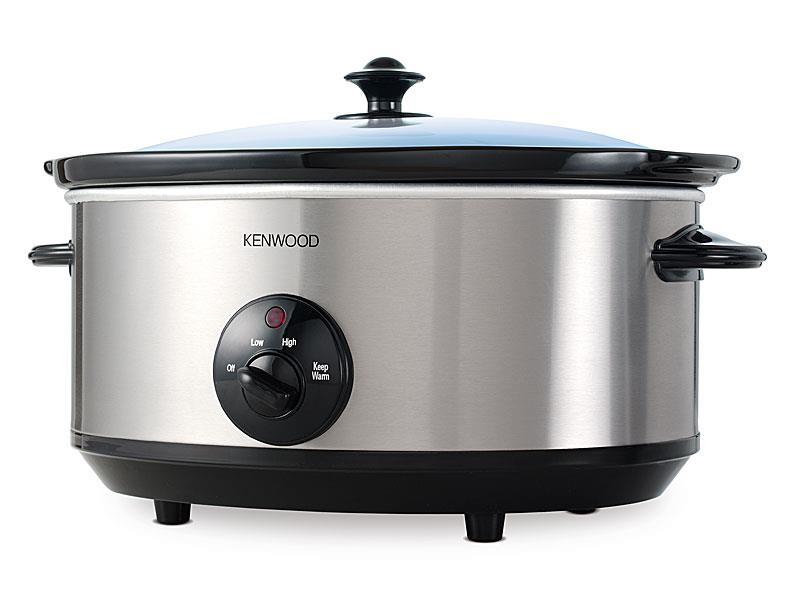 Kenwood coccion lenta