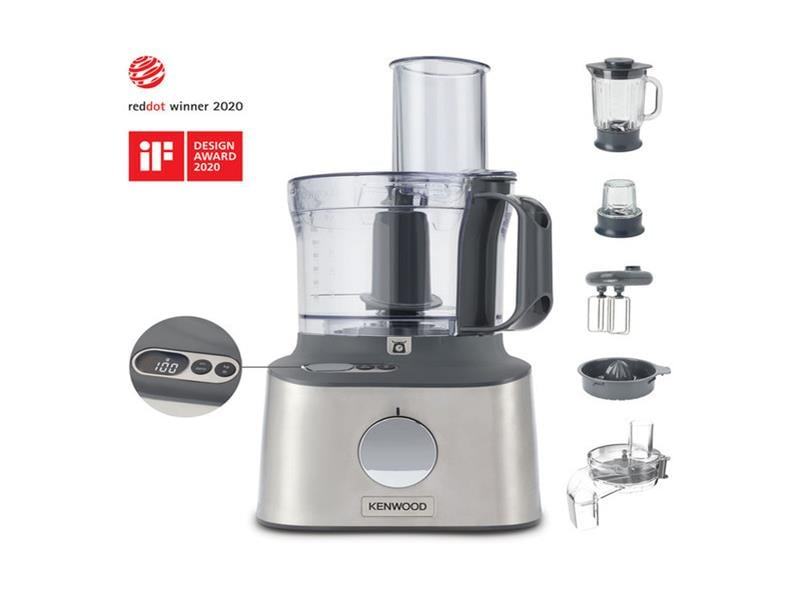Foodprocessor Multipro Compact+ FDM315SS