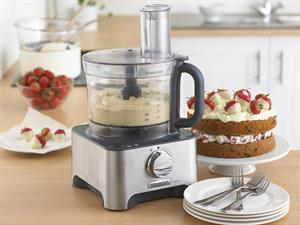 Multipro Classic Food Processor Silver - FDM791BA