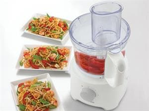 Multipro Compact Food Processor - FDP300WH Lifestyle Image 1