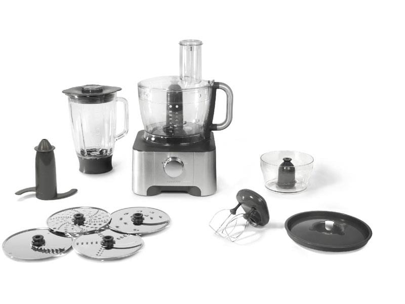 Kenwood Multipro Family Food Processor Review