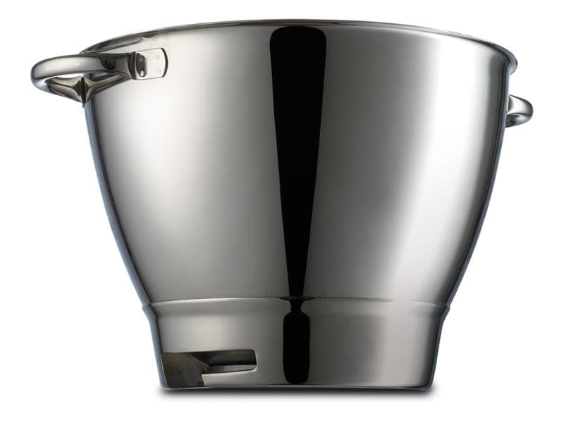 Major Sized Stainless Steel Bowl with Handles - 36386A