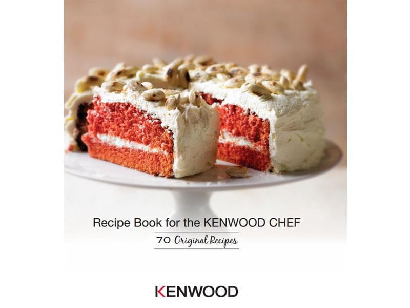 Kenwood chef recipe book kenwood australia chef recipe book forumfinder Gallery