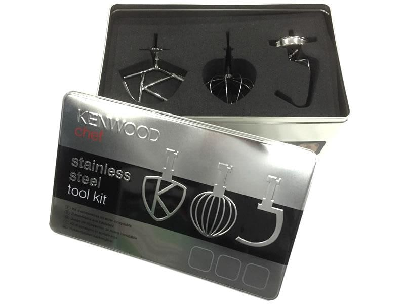 Tools in Chef box - SSTC