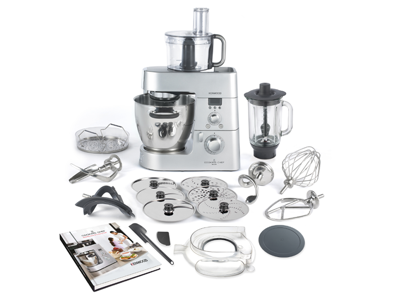 cooking chef premium km099 de kenwood
