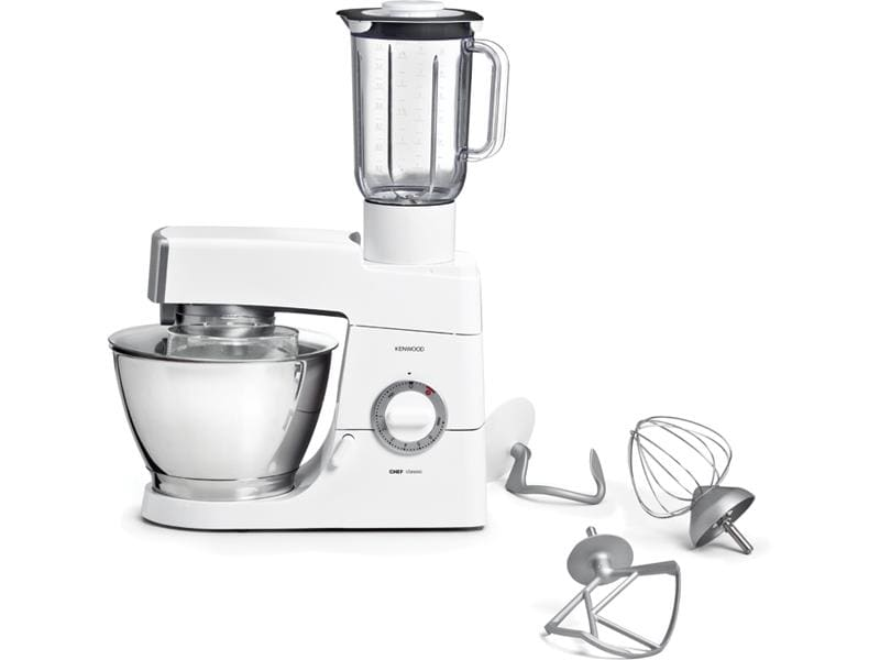 Mixer with Dough Hook Classic Chef KM336 Kenwood UK