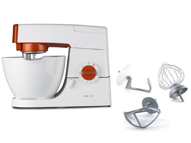 Kenwood KM357 Calypso Orange
