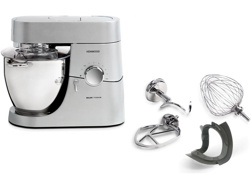 Titanium Major - KM020 | Kitchen Mixers from Kenwood New Zealand