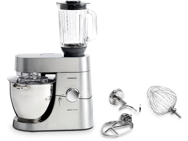 Titanium Major Kitchen Mixer KMM023 | Kenwood New Zealand