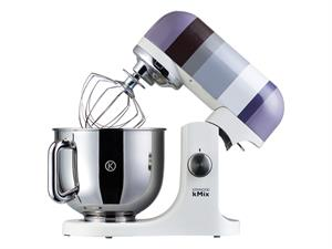 Oyster Cove 1 Purple Stripes Stand Mixer KMX82 by Kenwood UK