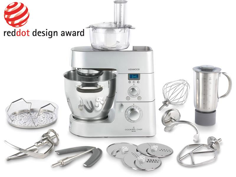 Kenwood chef titanium attachments