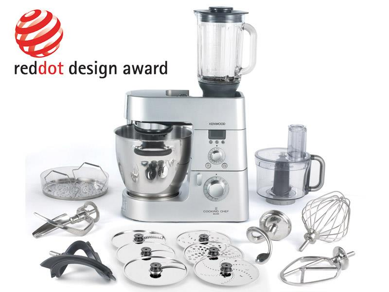 Cooking chef km080 kitchen mixer kenwood new zealand for Cuisson vapeur kenwood cooking chef