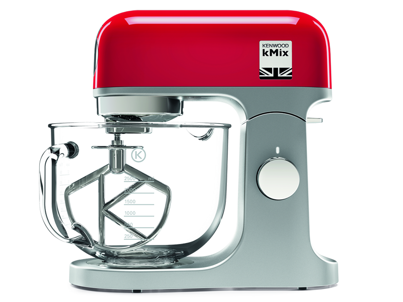 kMix Stand Mixer - Spicy Red - KMX754RD