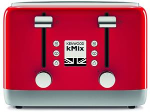 kMix 2 Slice Toaster - Spicy Red - TCX750RD