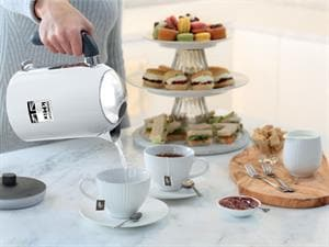 kMix Kettle 1.7L - Cool White - ZJX740WH