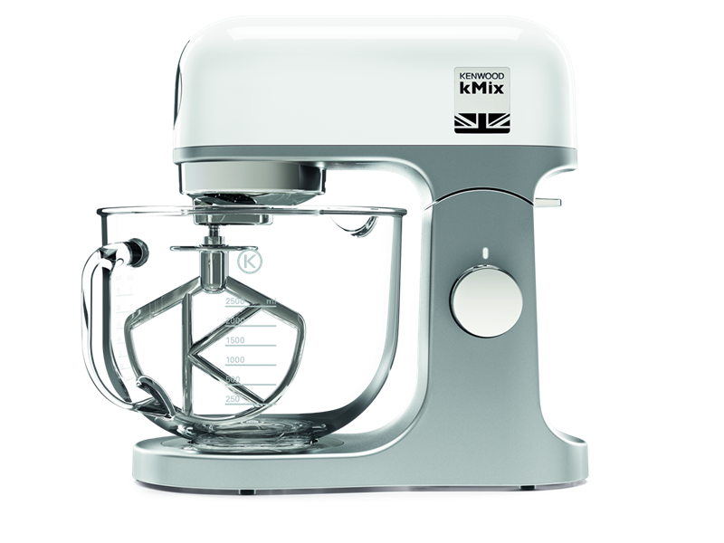 kMix Stand Mixer - Cool White - KMX754WH