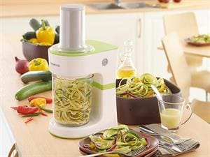 Kenwood New Zealand Electric Spiralizer - FGP204WG