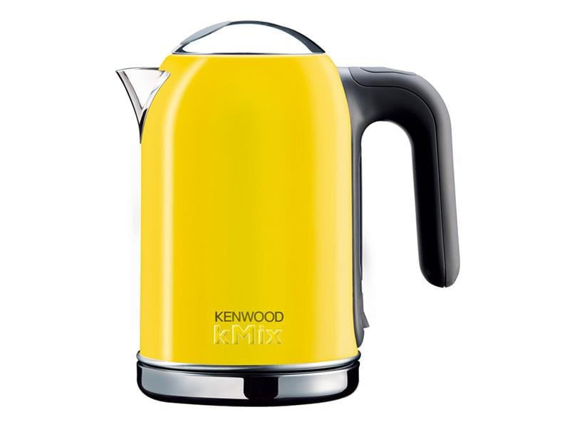 kenwood uk yellow kmix jug kettle sjm048. Black Bedroom Furniture Sets. Home Design Ideas