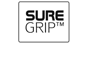 Sure Grip™ Technologie