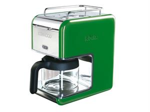 The green kMix Coffee Maker CM025