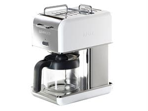 The kMix Coffee Maker CM040 in coconut