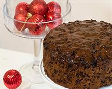 Christmas Cake by Suzanne Thorp, The Frostery