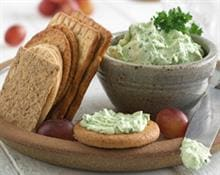 Goats Cheese and Herb Spread