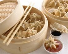 Chicken and Prawn Dim Sum