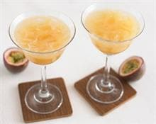 Passionsfrugt Martini