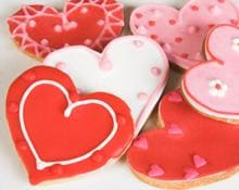 Heart Shaped Face Cookies Prospero recipe by Kenwood New Zealand