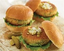 Salmon and Spinach Fishcakes