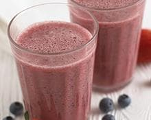 Simple Fruit Smoothie
