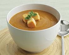 Spiced Sweet Potato Soup Triblade recipe by Kenwood New Zealand
