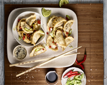 Vegan Gyoza Dumplings
