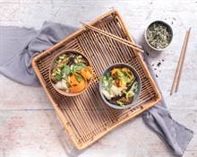 Vegan Donburi Bowl