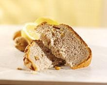 Citrus & Walnut Bread