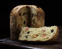 Panettone kMix Kitchen Machine recipe by Kenwood NZ
