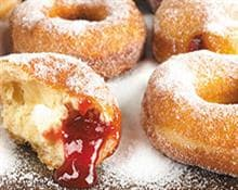 Doughnuts recipe by Kenwood New Zealand