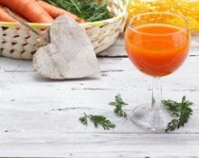 Carrot and Ginger Reviver