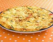 Asparagus and Spaghetti Frittata recipe by Kenwood New Zealand