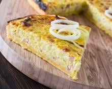 Golden Onion Tart recipe by Kenwood New Zealand