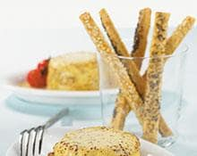 Cheese and Chilli Sticks recipe by Kenwood New Zealand