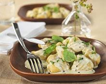 Potato Gnocchi with Gorgonzola recipe by Kenwood New Zealand