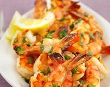 Piquant Garlic Prawns recipe by Kenwood New Zealand